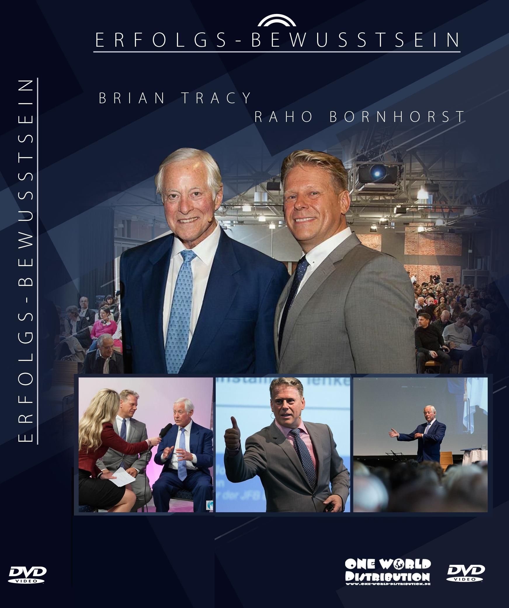 Brian und Raho DVD Cover